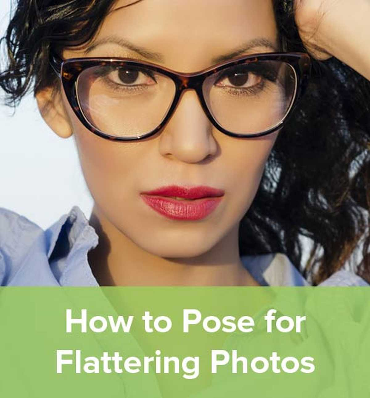 How to Pose for Flattering Profile Photos