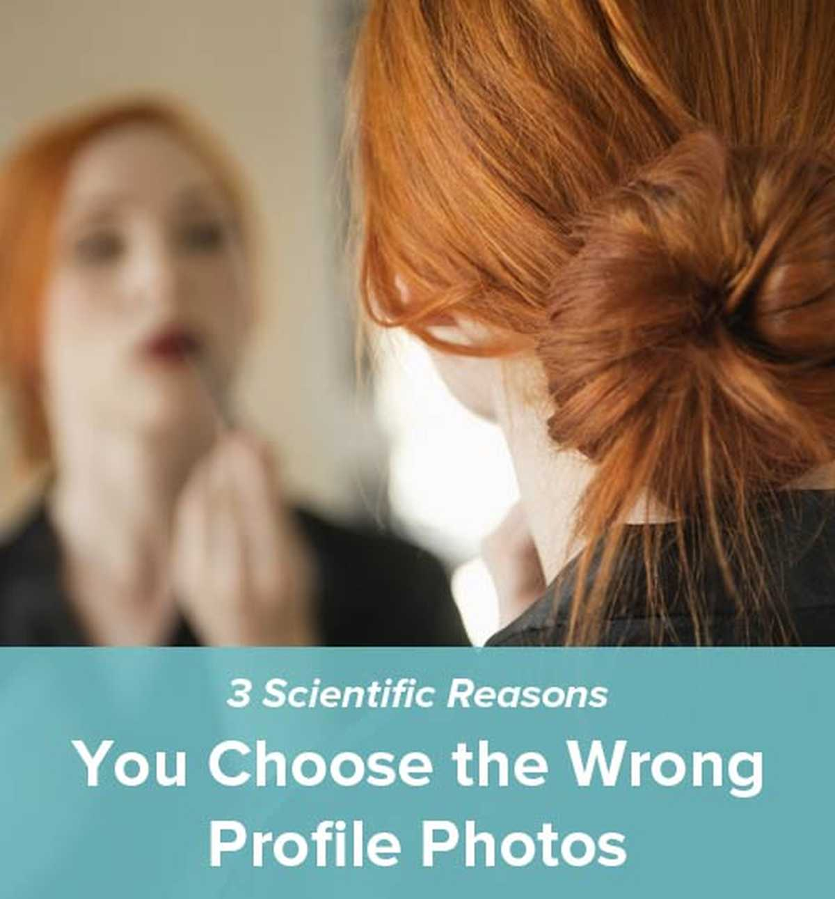 When it comes to judging photos of ourselves, the science is undeniable. You are not as good as you think.