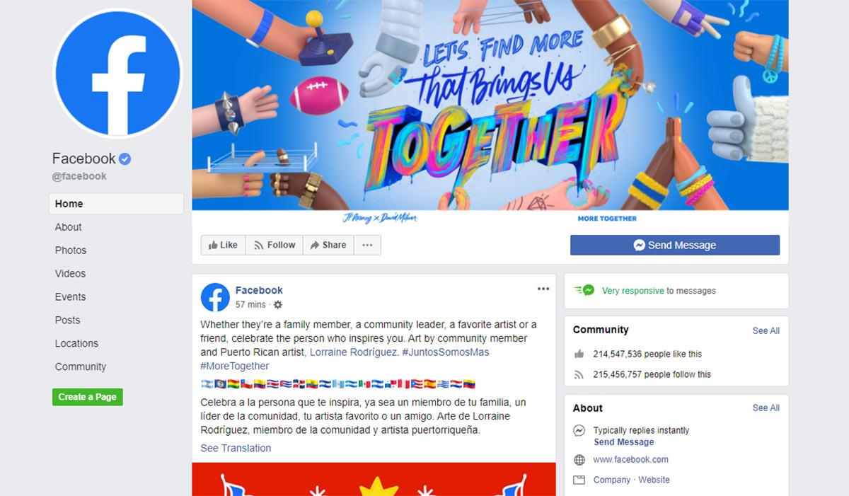 Facebook Profile Picture Size 2019