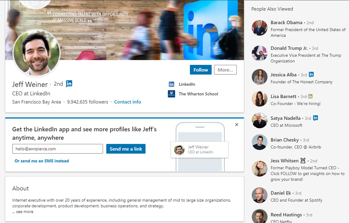 Linkedin Profile Picture Size In Pixels Updated For 2020