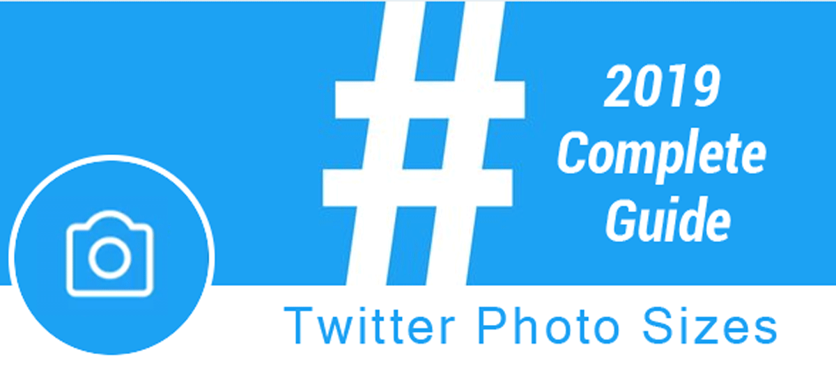 2020 Complete Guide Twitter Photo Sizes Profile Header Etc